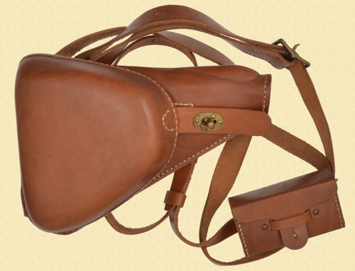 JAPANESE TYPE 14 HOLSTER REPRODUCTION - M7812
