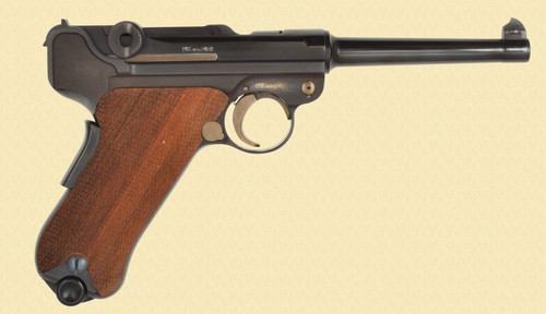 MAUSER BULGARIAN LUGER COMMEMORATIVE - Z42667