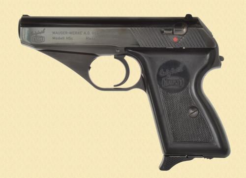 MAUSER MODELL HSc - Z42857