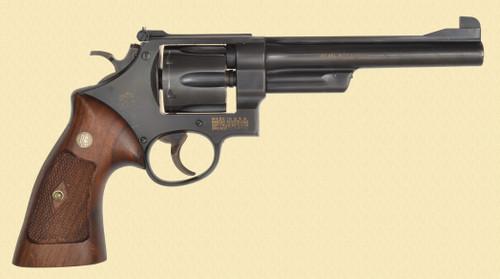 S&W 1950 45 TARGET MODEL - Z42970