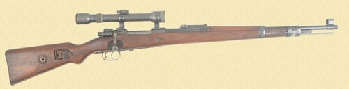 GECO MAUSER SNIPERS RIFLE - D12790
