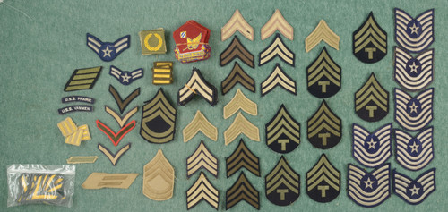 U.S. MILITARY PATCHES - C45964
