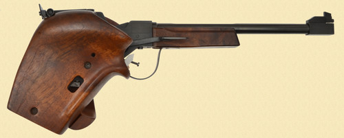 Pfuff Match Free Pistol - Z42676