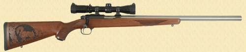 RUGER CLARK CUSTOM 77/22 - C46045