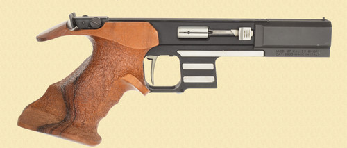 PARDINI MODEL GP FREE PISTOL - C46650