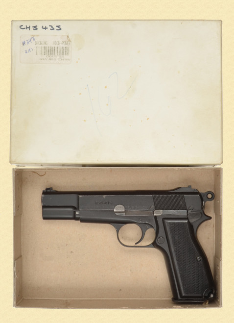 FN BROWNING INGLIS HI POWER  CHINESE CONTRACT - C46670