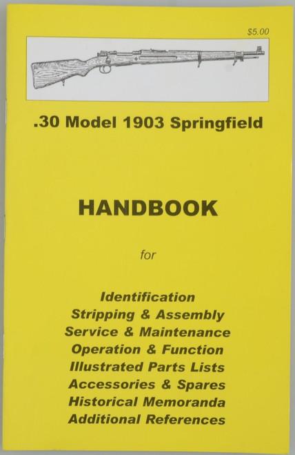 .30 Model 1903 Springfield HANDBOOK