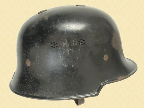 GERMAN WWII Zundapp Helmet - C48015