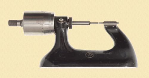 TAVANNES WATCH CO BENCH MICROMETER - M7882