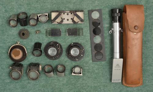 TOKO Refractometer 0-32% +MISC OPTICS - M7893