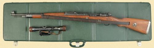 MAUSER K98 BYF 43 (Sniper Rifle) - C48053