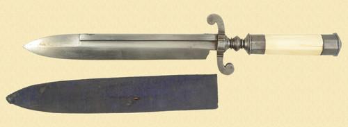 ENGLISH KNIFE - C24401