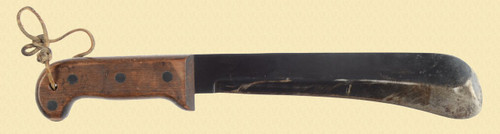 CASE U.S.A.A.F. SURVIVAL MACHETE - M6279