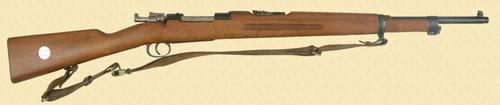 HUSQVARNA M 1938 SHORT RIFLE - Z43608