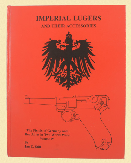 BOOK IMPERIAL LUGERS - C47038