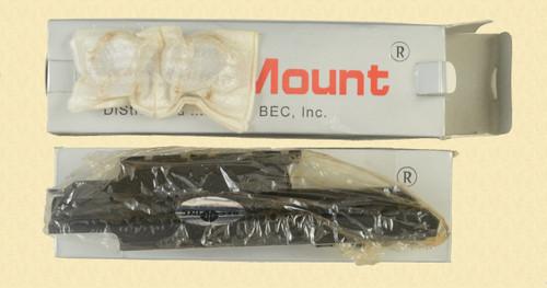 WEAVER SCOPE BASE & RINGS LOT OF 2 - M7967