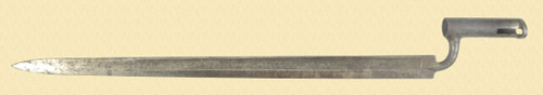 AUSTRIAN M1842 Carbine Bayonet - M8000