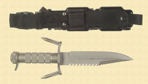 BUCK SURVIVAL KNIFE - M4339