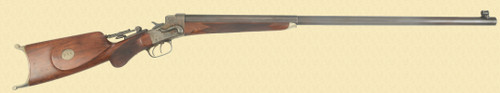 REMINGTON No 3 HEPBURN MATCH RIFLE - C48258