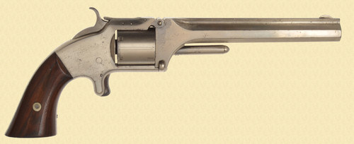 Smith and Wesson No.2 Old Model Rimfire - M7987