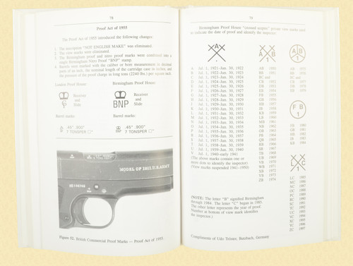 BOOK COLLECTORS GUIDE TO COLT .45 - C47041