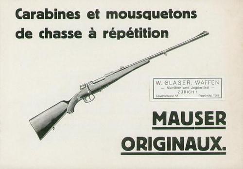 MAUSER ORIGINAUX - M1424