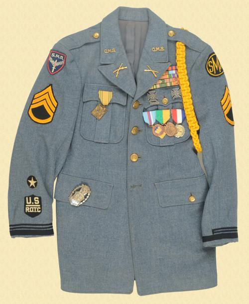 U.S. Staunton Military Acadamy Tunic - C48081