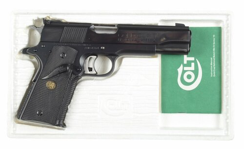 COLT MKIV SERIES 70 GOLD CUP NATIONAL MATCH - Z27535