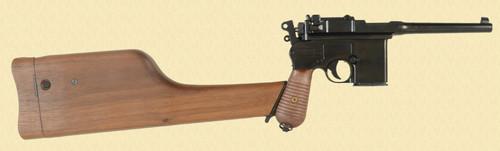 MAUSER 712 AUTOMATIC NON-GUN - M8035