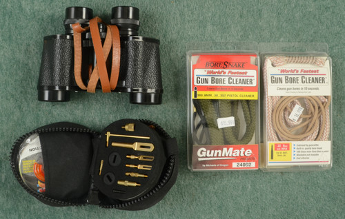 RESEARCH OPTICAL BINOCULARS AND BORE SNAKES - C30716