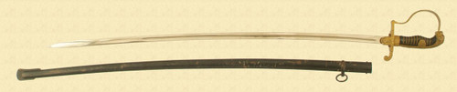 GERMAN DRESS SWORD - M4197