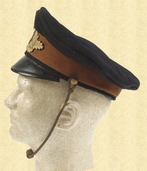 GERMAN VISOR HAT - C9666