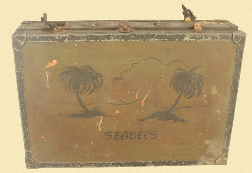 U.S. SEABEES LOCKER - C30822