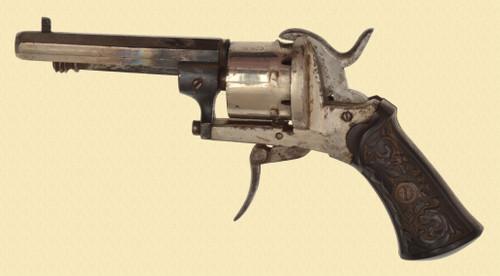 BELGIAN LEFACHEUX PINFIRE .22 - M8037