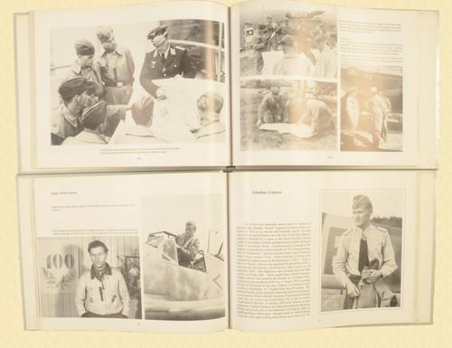 BOOK SET LUFTWAFFE DIARY VOL 1&2 - C30852