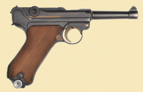 MAUSER LUGER 1939 BANNER COMMERCIAL - C40439