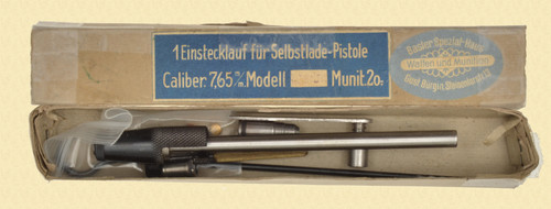 SWISS LUGER 4MM CONVERSION KIT - M8128