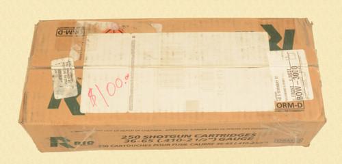 AMMUNITION 410 GA 2 1/2 INCH - K1831