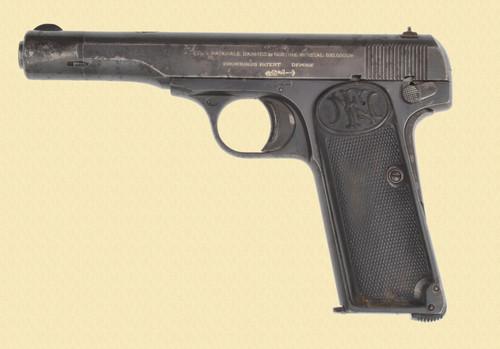 BROWNING M1922 YOGOSLAVIA CONTRACT - D32017