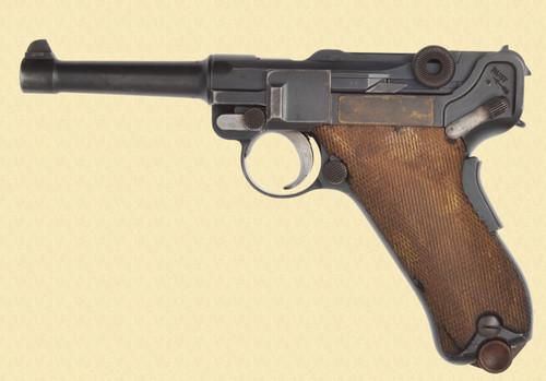 DWM DUTCH M11 PRE-1914 DWM CONTRACT - D32028