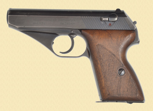MAUSER HSC EARLY COMMERCIAL - D32032