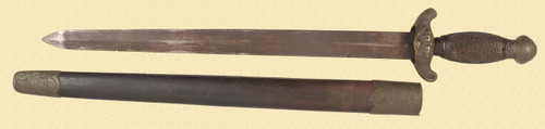 CHINESE JIAN- SHORT SWORD - C40092