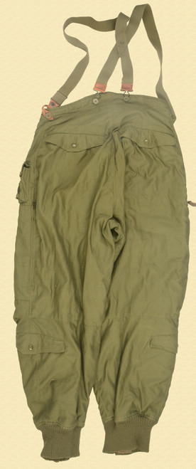USGI USAAF A11 FLIGHT TROUSERS - M8197