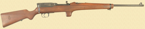 MAUSER FSIK CARBINE WITH CASE - C48431