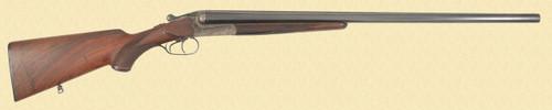 MERKEL 47E DOUBLE BARREL - Z37533