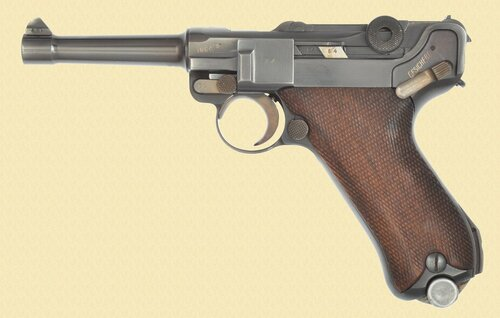 MAUSER BANNER 1940 COMMERCIAL - X3445