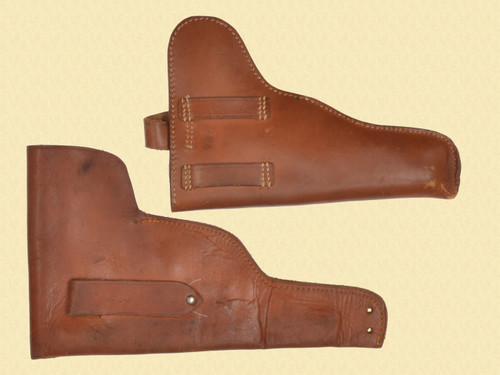 GERMANY LUGER HOLSTER LOT OF 2 - M8247