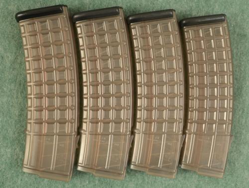 STEYR AUG 42 ROUND MAGAZINES LOT OF 4 - C31079