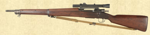 "REMINGTON ""FAKE"" M1903A4 W/ SCOPE - D32061"