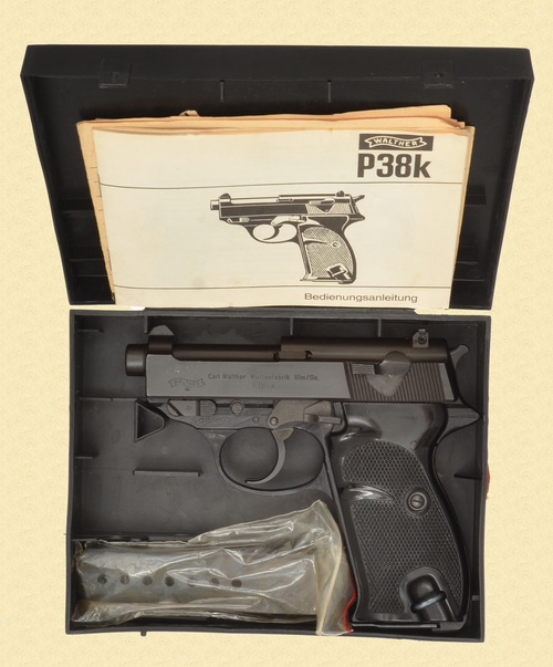 WALTHER P 38-K - C31311